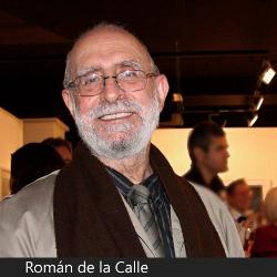 Memorias y diálogos de taller, Román de la Calle