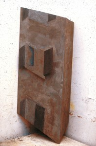 Escultura de Ángeles Marco
