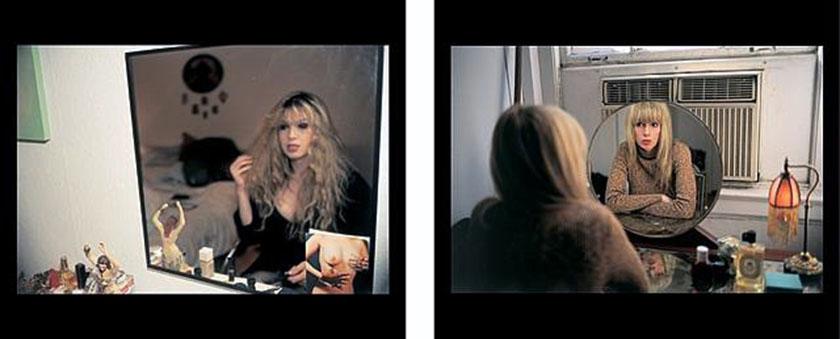 Nan Goldin. Fotógrafa estadounidense, Premio internacional de la fundación Hassellblad 2007.LibroThe Beautiful Semid