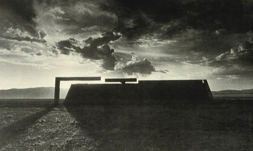 Complex One City Michael Heizer Land Art 1972