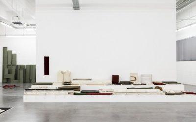 Exposición – Franz Erhard Walther –
