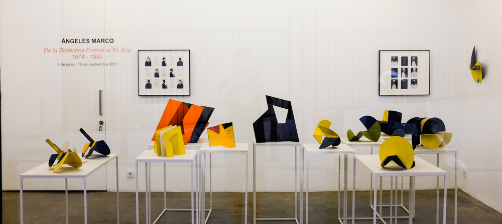 Exposición Ángeles Marco en la Galería Espaivisor