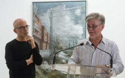 Ignacio Fortún expone en La Lonja su evolución creativa