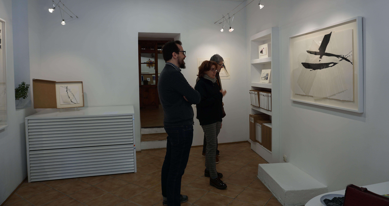 Galería La Carbonería, Arte contemporaneo, Huesca, España