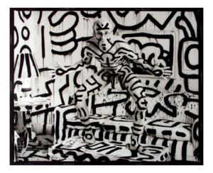 Keith Haring. 1986