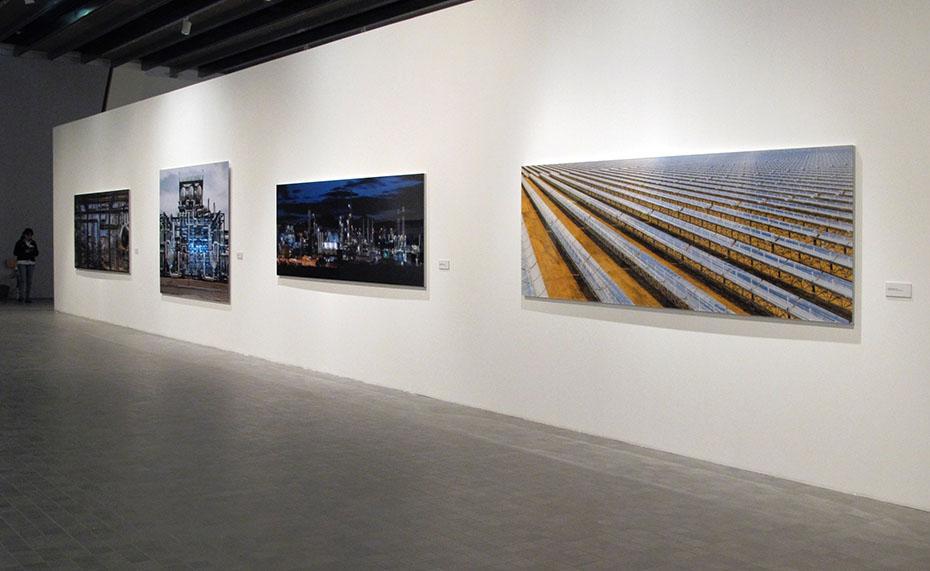 J. M. Ballester. Museo Pablo Serrano