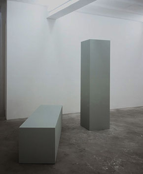 Columnas de Robert Morris 1961