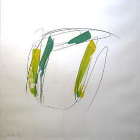 Serigrafía de Heizer