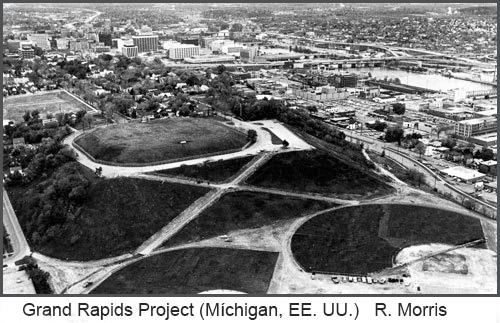 Grand Rapids, Obra pública de R. Morris.