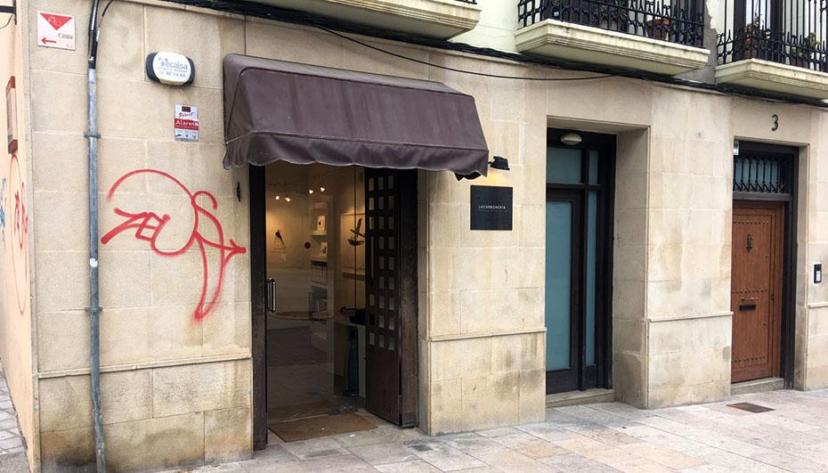 La Carbonería, Galería de Arte