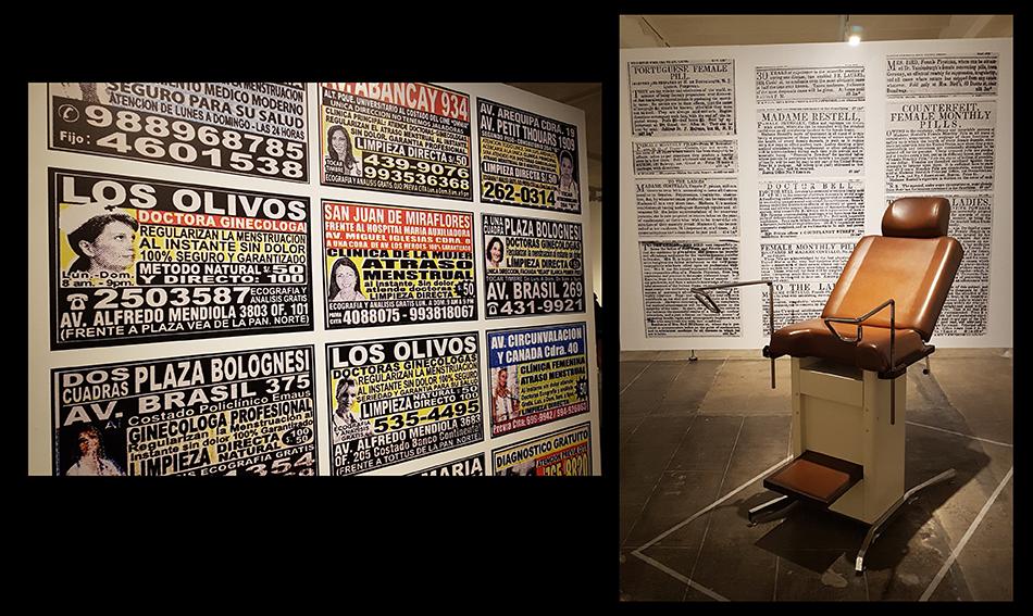 Exposición de Laia Abril, (Barcelona, 1986),Artista española, autora de On Abortion, Fotógrafa, artista multidisciplinar que trabaja con fotografía, texto, vídeo y sonido, En 2016 fue galardonada con el Premio Revelación Foto España, Fotopress Grant, y Prix de la Photo Madame Figaroc por Les Rencontres d'Arles A History of Misogyny, chapter one: On Abortion. Su trabajo se ha exhibido internacionalmente en los Estados Unidos, Canadá, el Reino Unido, China, Polonia, Alemania, Holanda, Suiza, Turquía, Grecia, Francia, Italia y España.