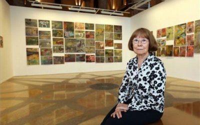 Julia Dorado comparte en La Lonja su «aventura de pintar» – Noticias Cultura – El Periódico de Aragón