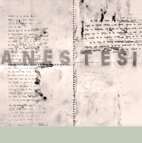 Anestesia - Susana Pardo